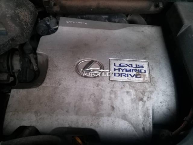 2009 Lexus RX 350 Hybrid Black