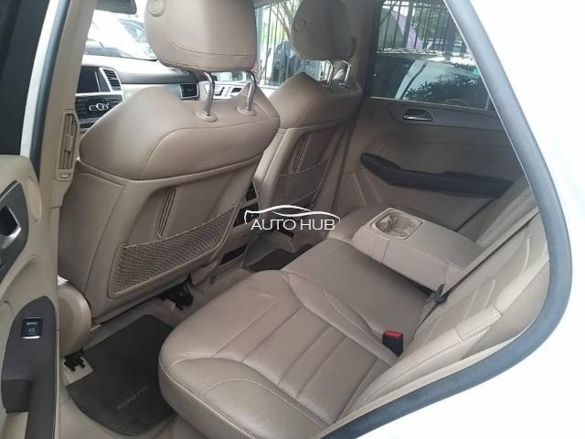 2018 Mercedes Benz ML63 White
