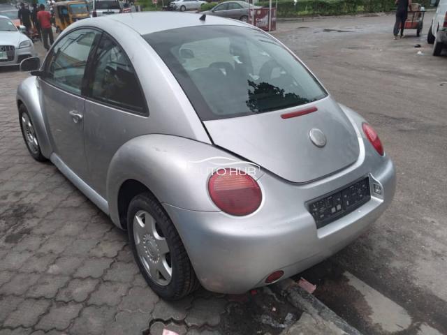 2000 Volkswagen Beetle Silver