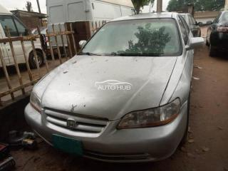 2000 Honda Accord Silver