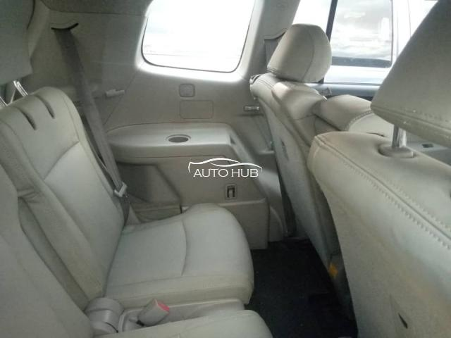 2012 Toyota Highlander Black