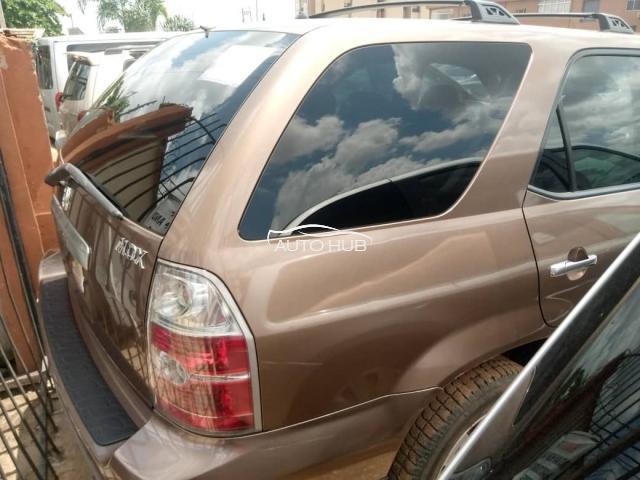 2006 Acura MDX Gold