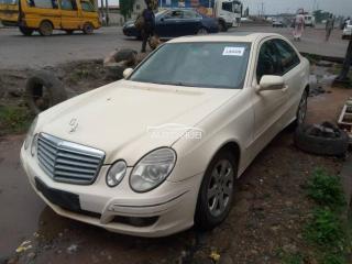 2008 Mercedes-Benz C300 White