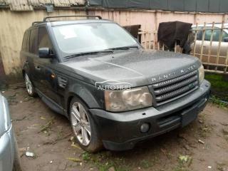 2007 Range Rover Sport Grey