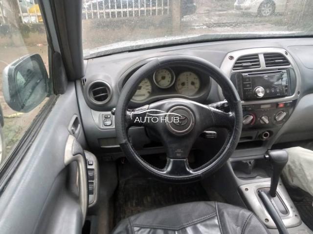 2004 Toyota RAV4 Silver