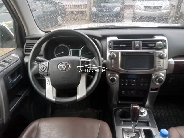 2018 Toyota 4Runner White