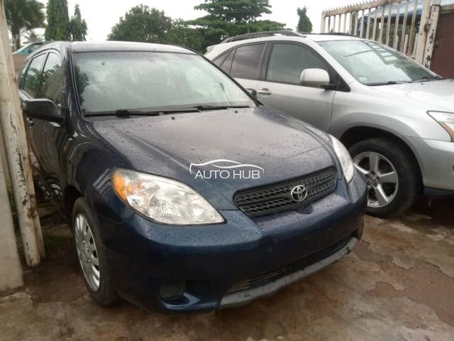 2006 Toyota Matrix Blue