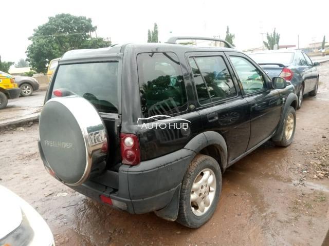 2003 Land Rover FreeLander Grey