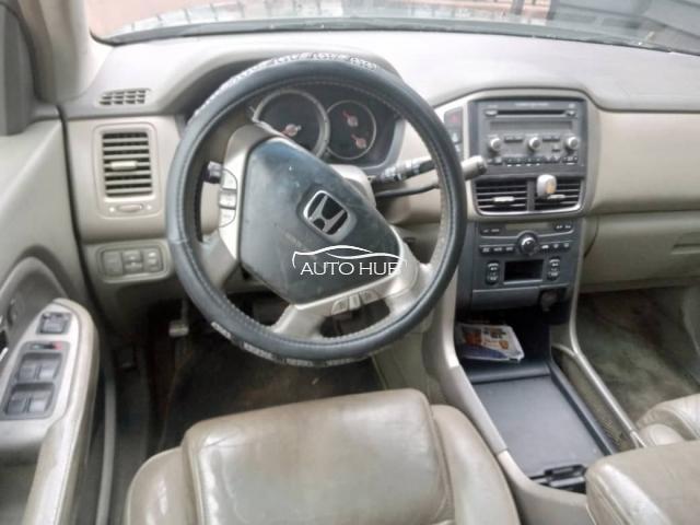 2007 Honda Pilot Grey