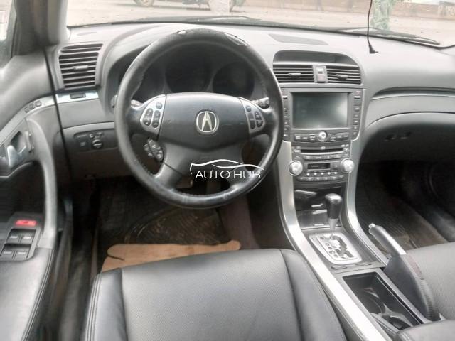 2008 Acura TL Black
