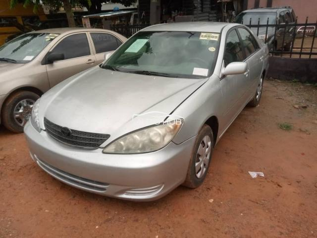 2004 Toyota Camry Silver