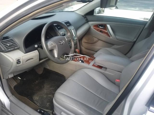 2008 Toyota Camry XLE Silver