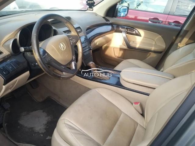 2008 Acura MDX Gray