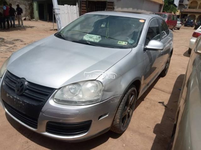 2003 Volkswagen Jetta Silver