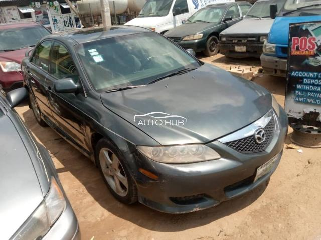 2007 Mazda 6 Grey