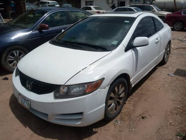 2010 Honda Accord White