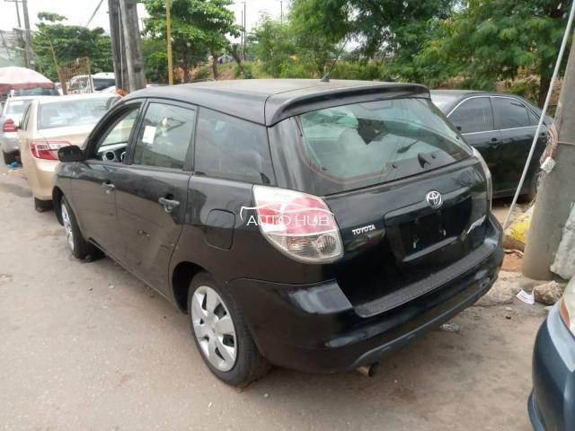 2008 Toyota Matrix Black