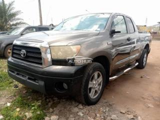 2008 Toyota Tundra Brown