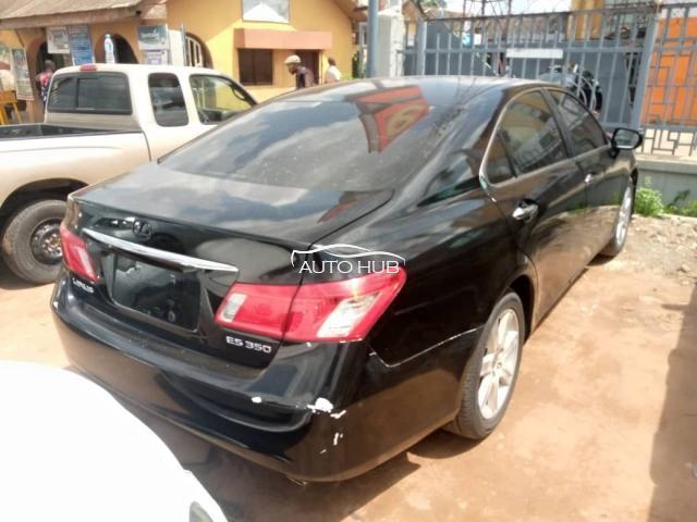 2009 Lexus ES350 Black