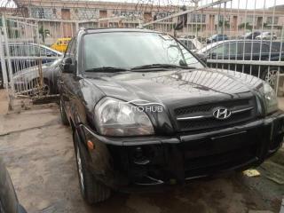 2007 Hyundai Tucson Black
