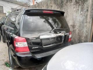 2006 Toyota Highlander( Hybrid ) Black