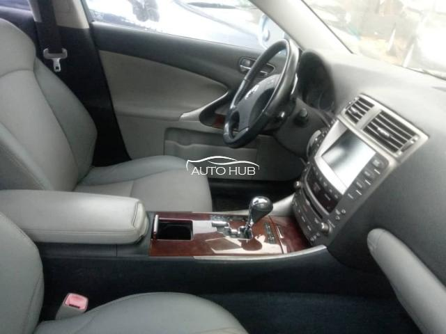 2007 Lexus IS250 Blue