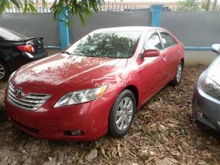 2008 Toyota Camry XLE Red