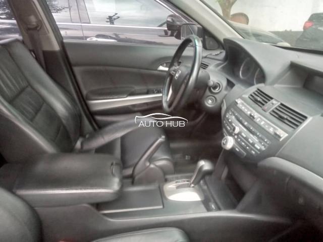 2010 Honda Accord Silver
