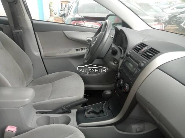 2009 Toyota Corolla Grey