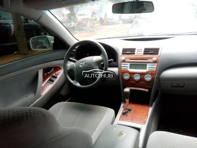 2009 Toyota Camry White