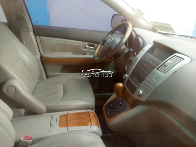 2007 Lexus RX350 Blue