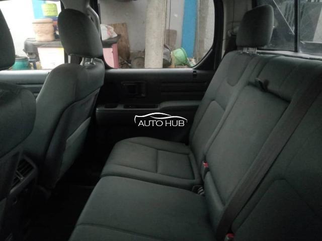 2006 Honda Ridgeline Grey