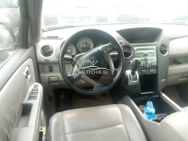 2009 Honda Pilot Blue