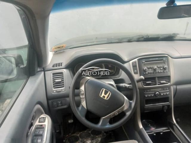 2006 Honda Pilot Black