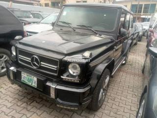 2008 Mercedes-Benz G-Wagon Black