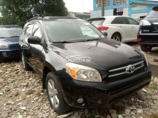 2008 Toyota RAV4 Black