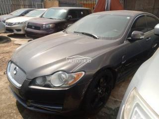 2010 Jaguar Charge Brown