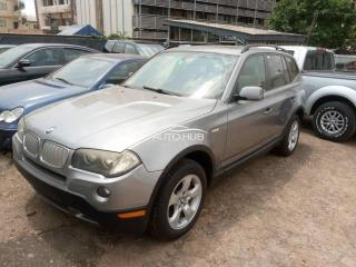 2007 BMW X3 Silver