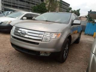 2008 Ford Edge Grey
