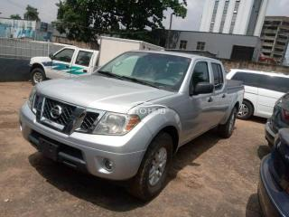 2019 Nissan Frontier Silver