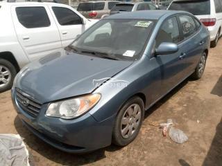 2007 Hyundai Elentra Grey