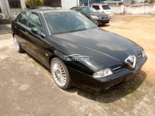 2008 Alfa Romeo Black