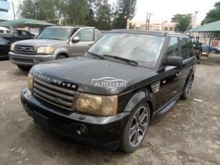 2005 Range Rover Sport Black