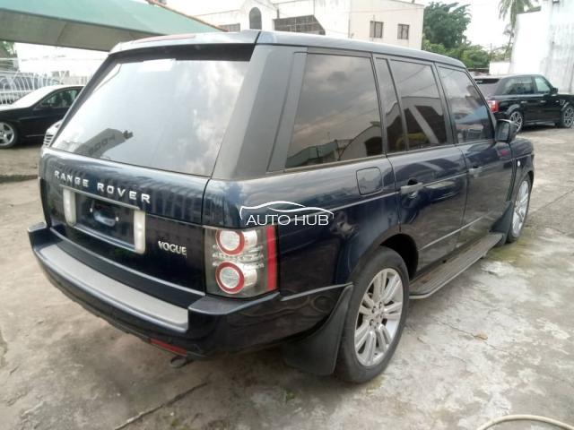 2004 Range Rover Sport Blue