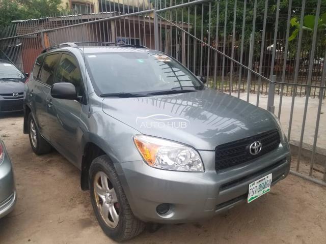 2008 Toyota Rav-4 Gray