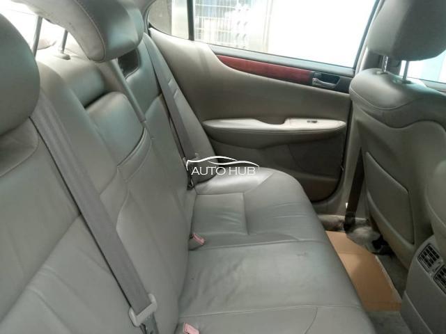 2004 Lexus ES300 Silver