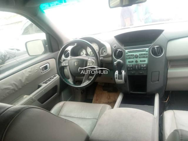 2009 Honda Pilot Grey