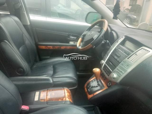 2008 Lexus RX350 Black