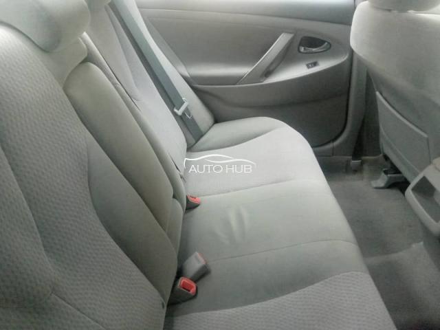 2011 Toyota Camry Black