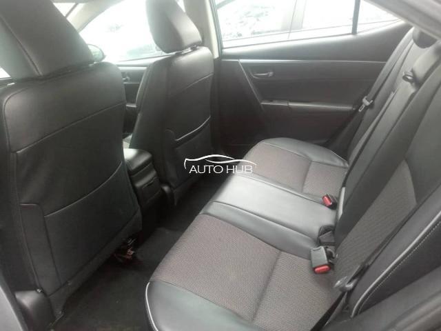 2016 Toyota Corolla Sport Black
